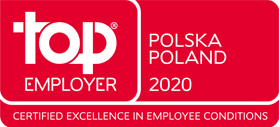 top employer polska 2020